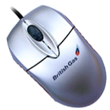 custom imprint desktop mouse  DM-211