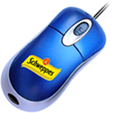 Custom Optical Mouse  DM-216