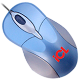 Custom imprint optical mouse  DM-218