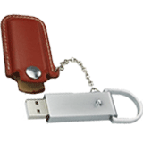 Leather USB Pen Drives FDR-074
