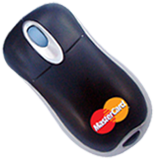 Promotional Wireless optical mouse  WM-302