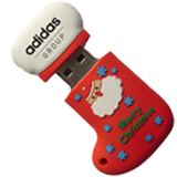 Custom Christmas USB Flash Drives XUB-703