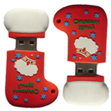 Promotional Christmas Memory Sticks XUB-703
