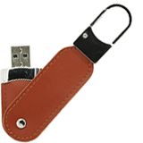 Leather USB Drives FDR-066