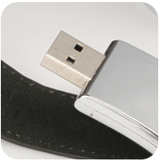 Leather USB Pen Drives FDR-067