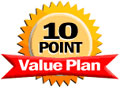 10-Point Value Plan